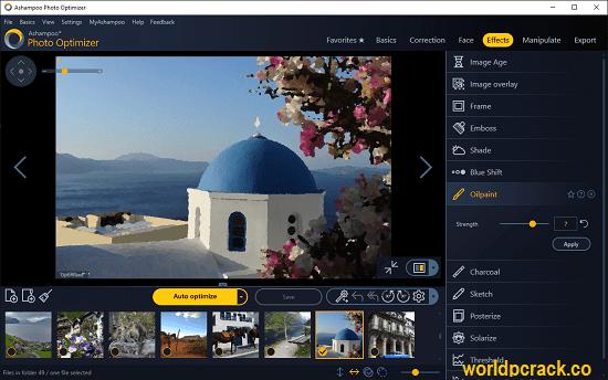 Ashampoo Photo Optimizer 8.2.3 With Crack 2020 Free Download