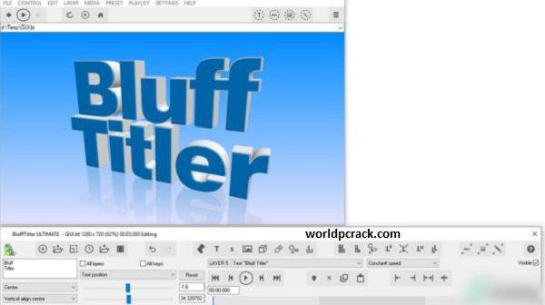 BluffTitler Ultimate 15.0.0.4 Crack With Keygen Free Download