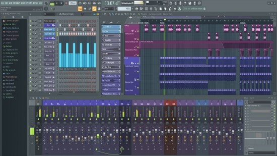 FL Studio 20.8.2 Crack With Serial Number 2021 [Latest] Download