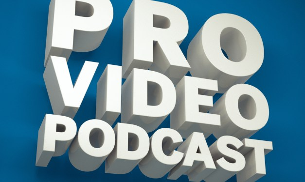 Rich Nosworthy: 3D Motion Designer – Pro Video Podcast 1