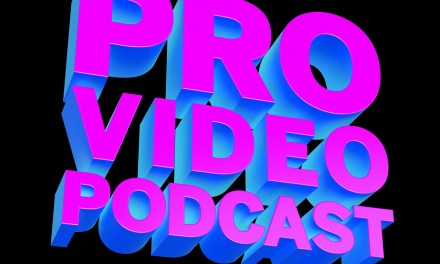 Directing, Filming, Editing, Reality TV, Broadcast , Corporate Video, Children's Books, AR, VR, with Charlotte Wanhill and Ardi Alemi – Pro Video Podcast 40
