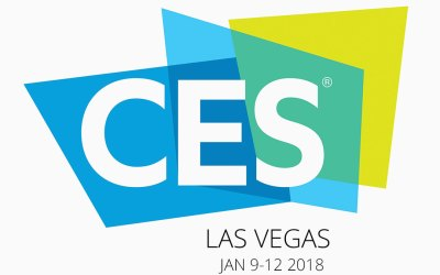 """Shaking the pit"" at CES 2018 with Jaime Rivera, Jules Wang, Nick Gray, Nicole Scott, and Michael Fisher – Mobile Tech Podcast 36"