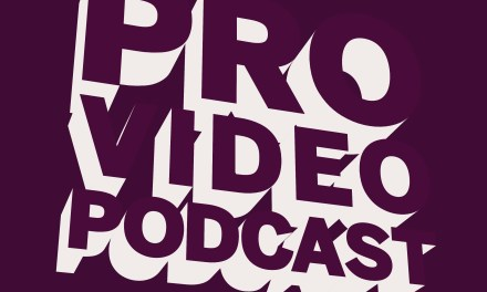 Mike Tosetto: Director & Founder of Motion Design Studio Never Sit Still – Pro Video Podcast 55