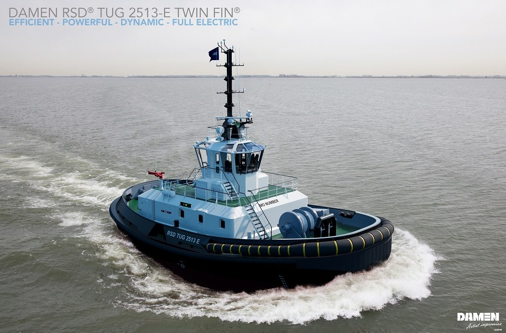 World's First Electric Tug Boat – EV Podcast 20