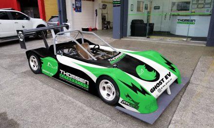Seb Steel – Ghost: EV Hillclimb Prototype