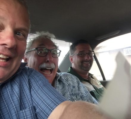 WPF - Three Guys in a Taxi