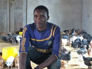 African Poultry Multiplication Initiative in Tanzania