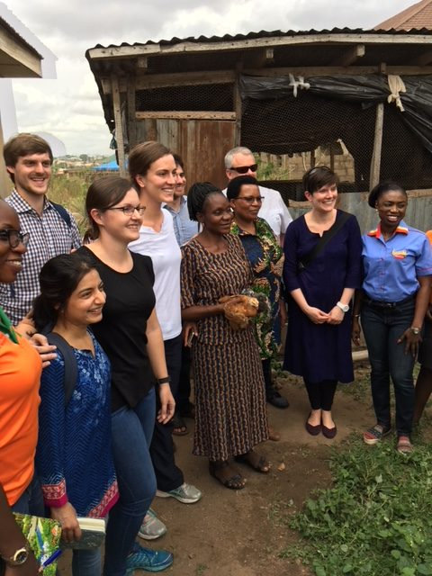 Visiting Lagos, Nigeria with the World Poultry Foundation