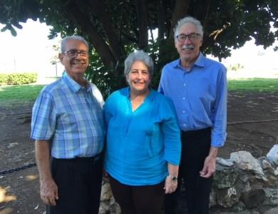 Managing Director, Richard Fritz, represents WPF in Cuba