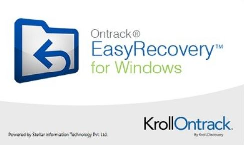 Ontrack EasyRecovery Toolkit for Windows 14