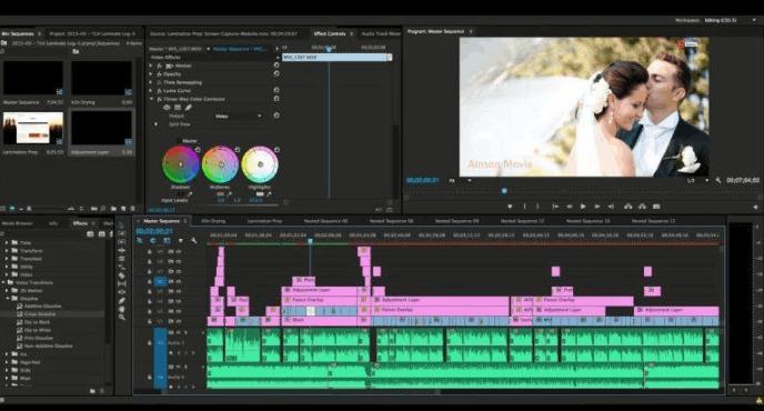 Adobe Premiere Pro CC 2019 crack download