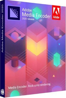 Adobe Media Encoder CC 2020