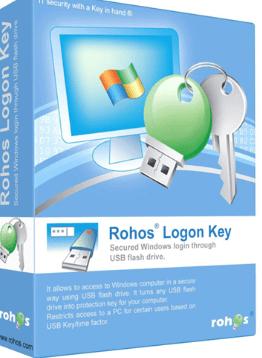 Rohos Logon Key 4 crack download