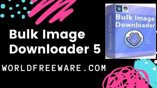 Bulk Image Downloader 5