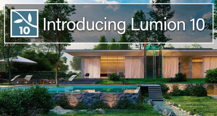 Lumion Pro 10