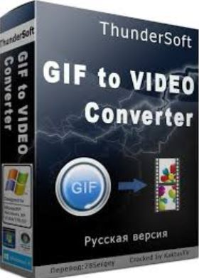 ThunderSoft GIF to Video Converter 2020