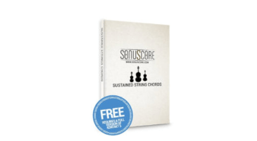 Sonuscore – Sustained String Chords Free Download