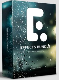 BjK Productions – 600 Adobe Premiere Pro Effects & Transitions Free Download