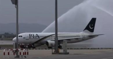 PIA flight 9702