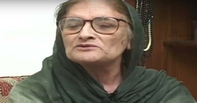 Begum Naseem Wali Khan
