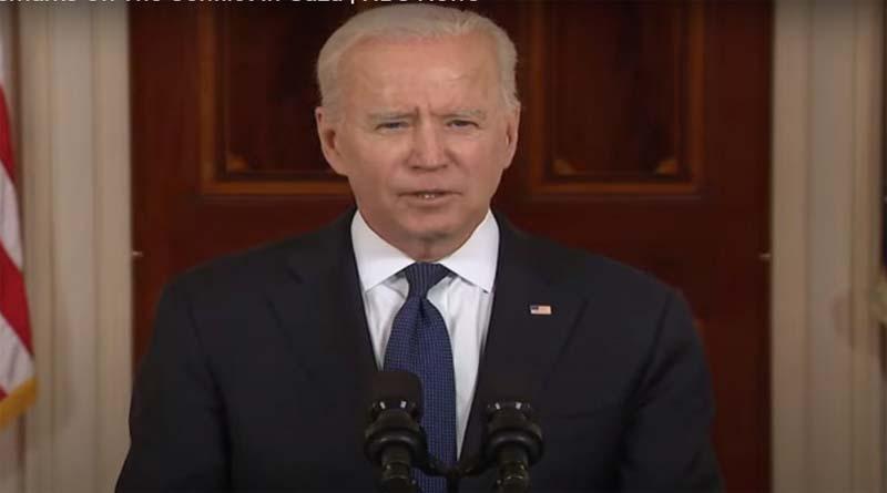 Biden said chance for peace in Gaza