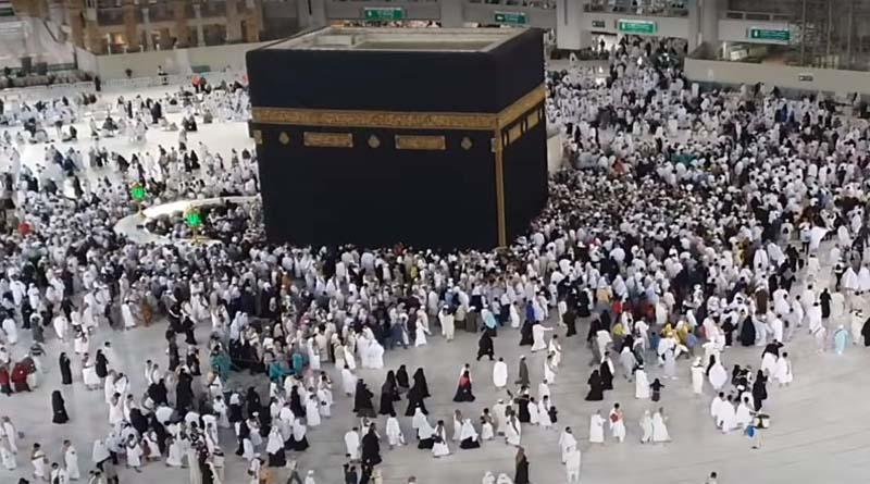 Umrah pilgrims