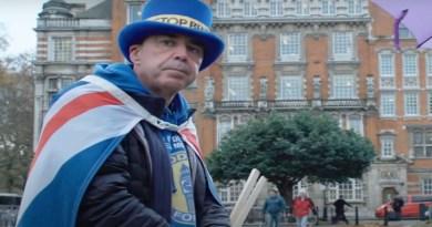 Mr Stop Brexit Steve Bray