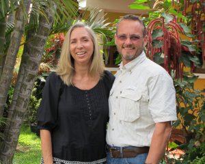 Bobby and Willene Byrd