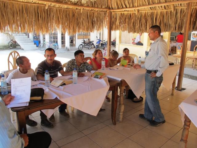 World Reach Missions Discipleship Training