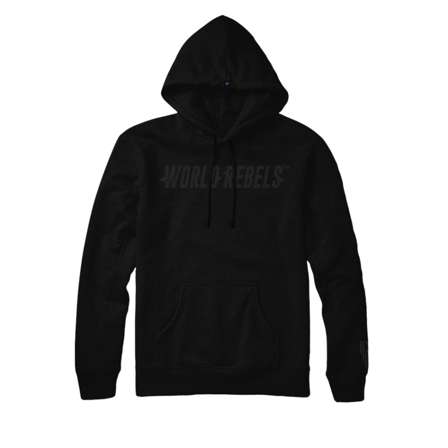 World Rebels Midnight Pullover Hoodie