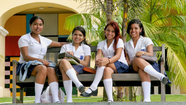 Belem School Girls