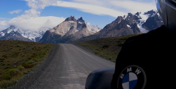 Del Paine Rearview