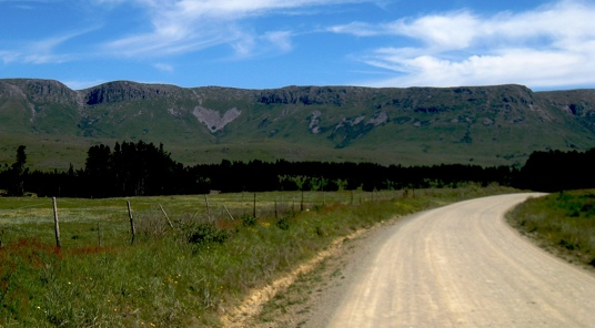Dirt Road2Hogsback