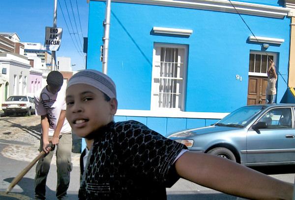End Racism Bo Kaap