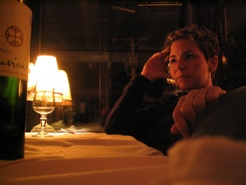 Melissa Contemplating