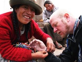Peru Wrist Band