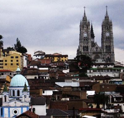 Quito Skyline