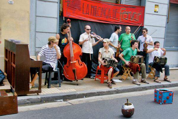 Santelmo Tango Band