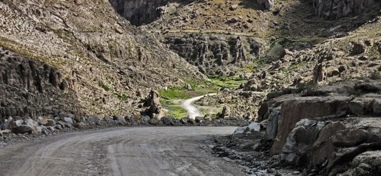 Uyuni Road