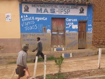 Vallegrande Socialist Office
