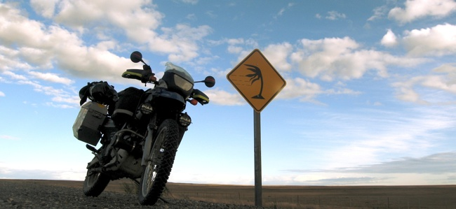 Windy Patagonia Gallegos