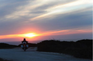 portugal-rider-sunset
