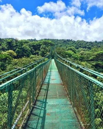 Hanging Bridges of Monteverde