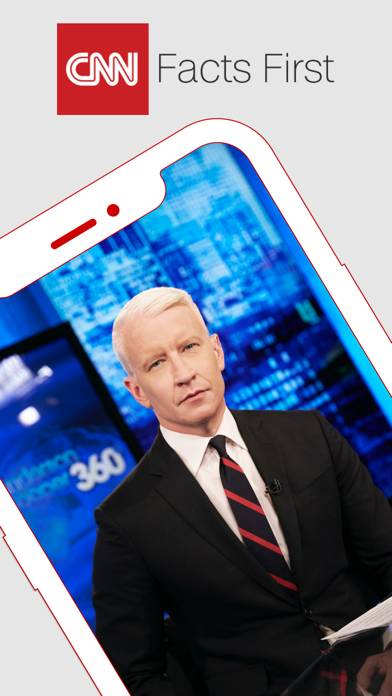 CNN: Breaking US & World News App Download [Updated Mar 20] - Free Apps for iOS. Android & PC