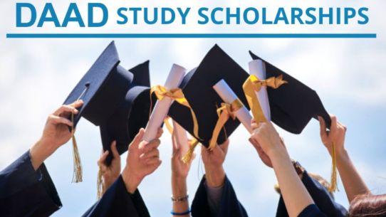 Becas de estudio DAAD para graduados extranjeros en Alemania, 2020