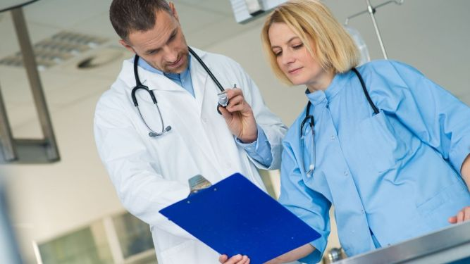 Asistente Médico Becas 2021