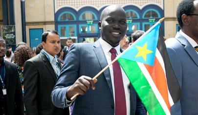 Sudan scholarships