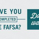 fafsa renewal application