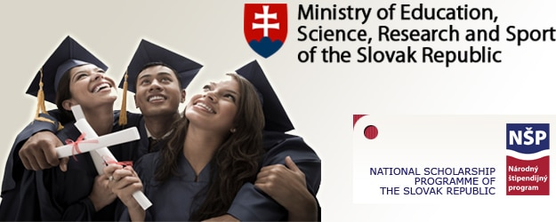 Slovak Government Scholarships for International students 2020-2021