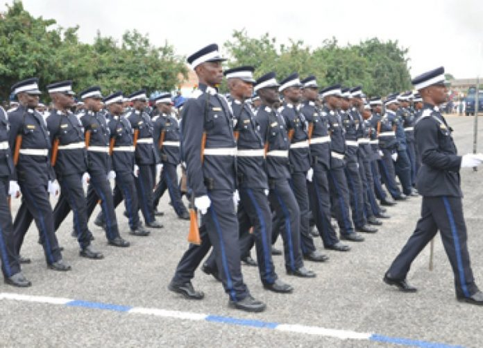 Ghana Police Service Recruitment 2020/2021